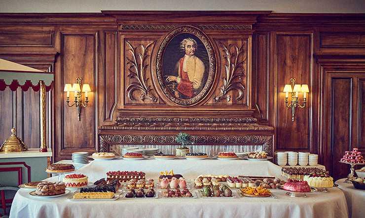 Buffet sucré brunch de La Bastide
