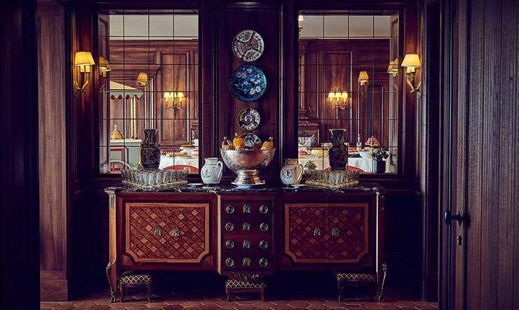 Bar à jus brunch de La Bastide